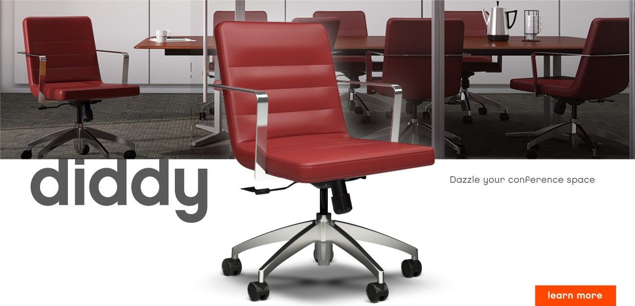 Diddy - Elevate your conference space.