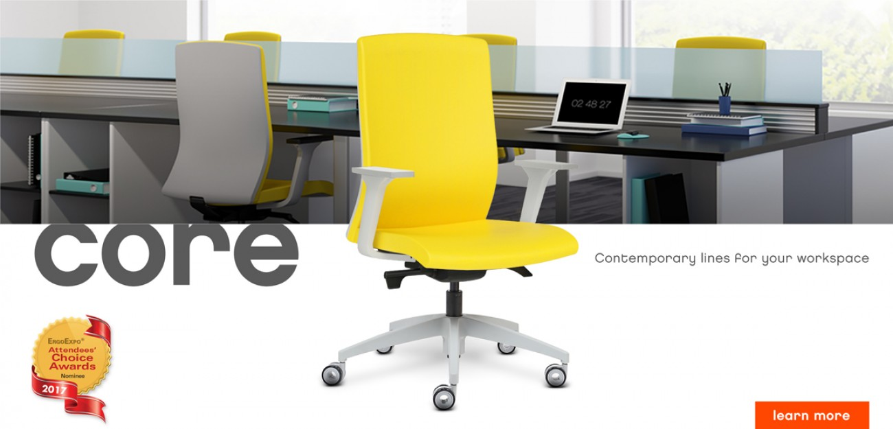 Contemporary lines for your workspace.