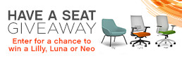 Have a Seat Giveaway