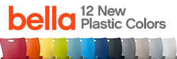 Bella – 12 New Plastic Colors