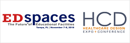 2018 EdSpaces & Healthcare Design