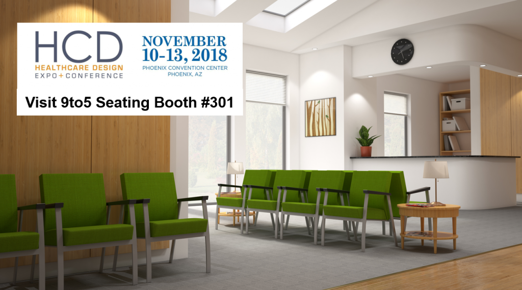 2018 EdSpaces & Healthcare Design - 9to5 seating1735