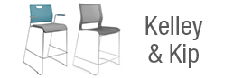 Counter Stools Now Available for Kelley and Kip